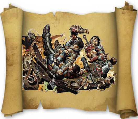 Kapitel II – Reise durch den kühlen Norden (The Grey Guardians&The Cult of the Damned)
