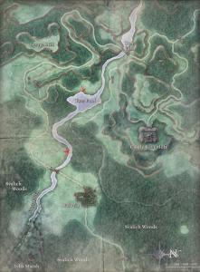 Map of Barovia 4