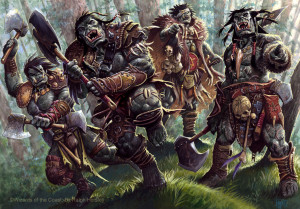 4e_DnD_Orcs_by_RalphHorsley1