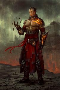 Syrus the Swordsman