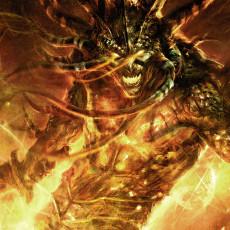 Die Schlacht mit den Dämonen (The Legion of the Trusted)