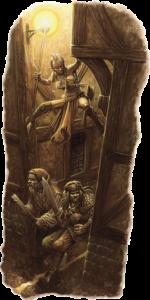 Die Wahrsagerin von Iriaebor (The Adventurer)