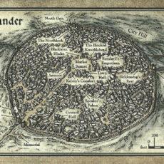 Die vielleicht Helden von Bryn Shander (Legacy of the Past)