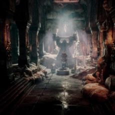 Das Rätsel des Tempel (Dragon Knife)