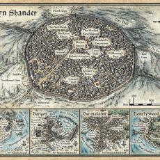 Die Verteidigung von Bryn Shander und der große Knall (Legacy of the Past)