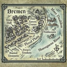 Bremen am Beben (Legacy of the Past)