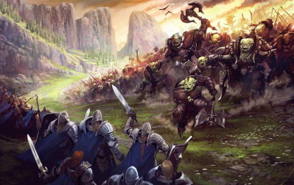 Die Schlacht um Festung Vielpfeil (Teil 1)