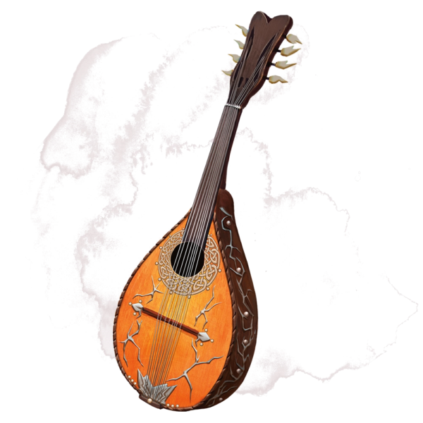Canaith mandolin