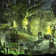 Die Höhle der Spinnen (The Guardians)
