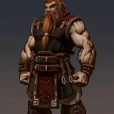 Thorgrim Stachelfaust