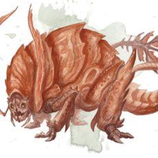 Rostmonster und andere Wesen (Invictus Igni)