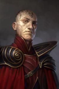 """Mitglied der """"Roten Magier von Thay"""""""