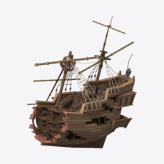 Vom Kraken versunken und gestrandet (The Sea Goblins)