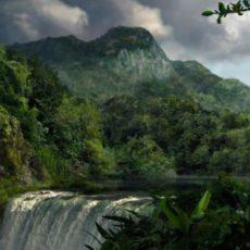 Rauschender Wasserfall (The RIOTs)