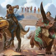 Das große Dinorennen (Raven Guard)