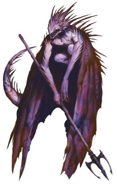 Kashara, ein Spicked Devil