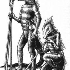 Vom Samuraidorf zum Echsenbunker (The Sea Goblins)