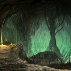 In den Höhlengewinden unter dem Haus (The Sea Goblins)